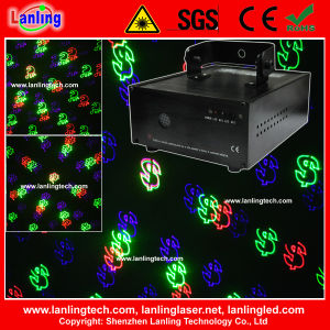 RGB Animation Twinkling Home Laser Light DJ Equipment pictures & photos