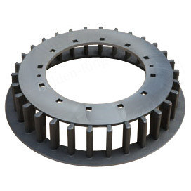 Agricultural Wheel-OEM Part Precision Casting