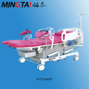Cheap! ! Electeic Multi-Function Obstetric Hospital Bed with Ce&ISO pictures & photos
