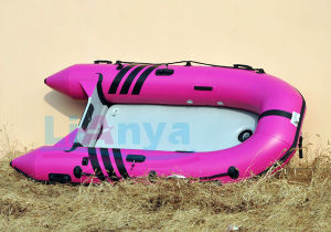 Liya 3.8m - 6.5m China Inflatable Boat with Electric Motor pictures & photos