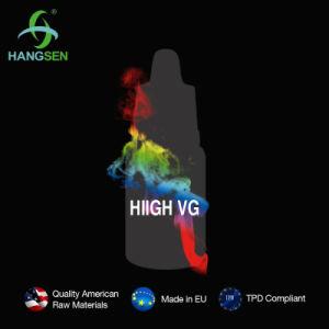 Hangsen High Vg 70/30 E Liquid Creat Huge Vapour pictures & photos