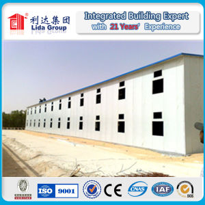 Prefabricated House for Labor Camp/Square pictures & photos
