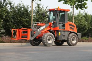 Er15 Multi-Function Wheel Loader with Drum Folder (CE) pictures & photos