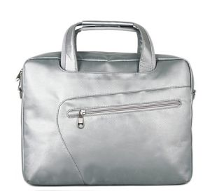 Grey Nylon Fashionable Laptop Lady Bag (SW3020) pictures & photos