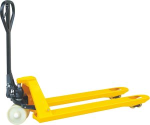 3ton Hand Pallet Truck Double Speed Pump Optional pictures & photos