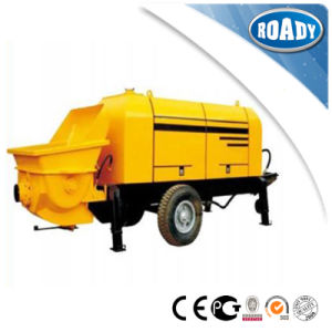Technology Portable Concrete Mixing Pump