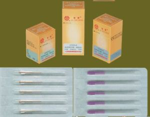 Jia Chen Brand Acupuncture Needles With/Without Tube pictures & photos