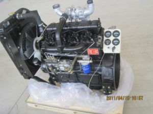 Ricardo 4 Cylinders Turbocharged Water Cooled 42kw 1500rpm China Engine Hot Sale Diesel Engine K4100zd for Generating Electricity pictures & photos