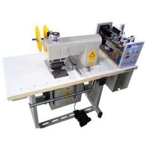 Ultrasonic Lace Sewing Machine (MS-100) pictures & photos