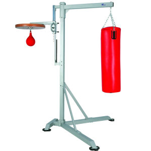 Commercial Grade Boxing Stand/Fitness Exercise Gym Equipment Boxing Stand/Heavy Bag Stand pictures & photos