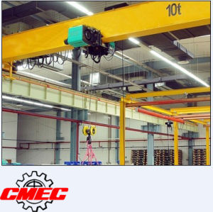 HD 10 Ton European Type Single Girder Overhead Crane pictures & photos
