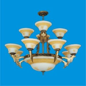 Traditional High Quality Copper Chandelier pictures & photos