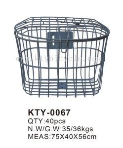 Bike Basket (KTY-0067)