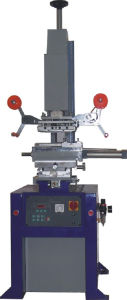Plane and Round Surface Hot Stamping Machine