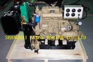 Three Cylinder Marine Engine pictures & photos