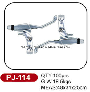 Full Alloy Brake Lever Pj-114 of Strong Quality pictures & photos