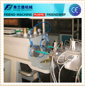 Hot Sale PVC Double Pipe Extruding Line (PVC(16-63)) pictures & photos