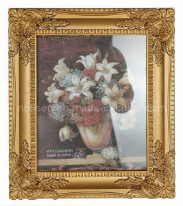 Plastic Picture/Photo Frame (708-10)