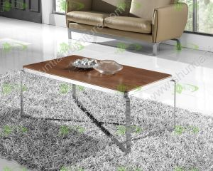 (SJ-124) Home Furniture Modern Wooden Coffee Table pictures & photos