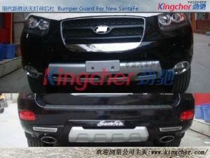 Bumper Guard for Hyundai Santafe (2007)