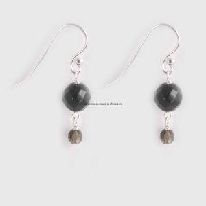 Semi Precious Stone Gemstone Crystal Jewelry Earring<Esb01903> pictures & photos