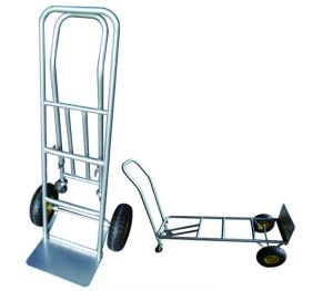 Folding Hand Trolley in Stock (HT1805-YT) pictures & photos