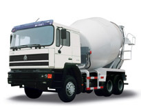Hoka Concrete Mixer Truck pictures & photos