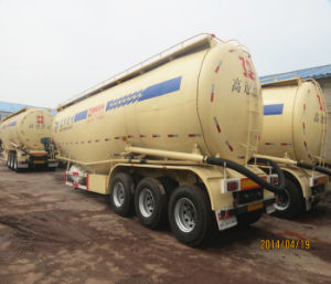 Cement Transport Tanker Trailer pictures & photos