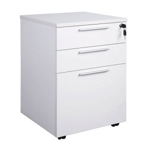 Cheap Small Metal Mobile Filing Cabinet for Office pictures & photos