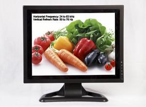 """15"""" LCD Monitor (ks15)"""