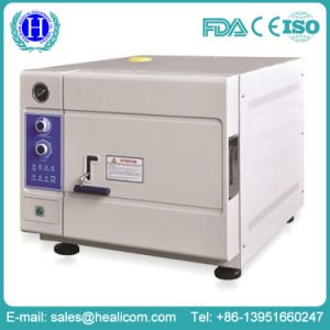 China Factory 25 Liters Table Top Autoclave Sterilizer pictures & photos