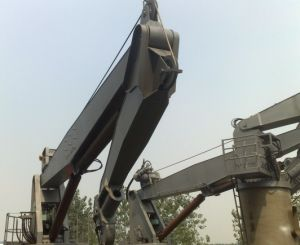 a Type of Knuckle Crane Hmz1 (Marine Use) pictures & photos