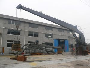 Hydraulic Slewing Crane Hmc1h pictures & photos