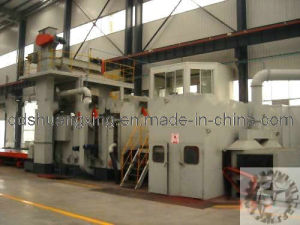 Steel Plate Shot Blasting Machine pictures & photos