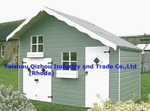 Wooden Playhouse (QZW8184)