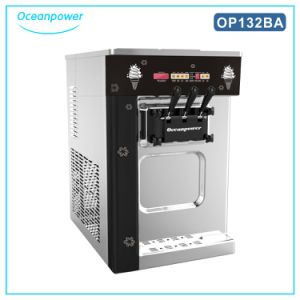 Soft Serve Ice Cream Machine (Oceanpower OP132BA) pictures & photos