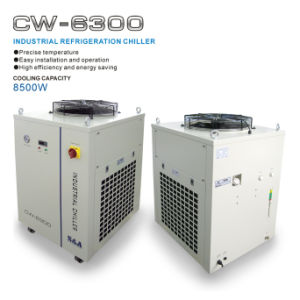 S&a Water Chiller for Cooling 700W Laser Die-Cutting Machine (CW-6300AN)