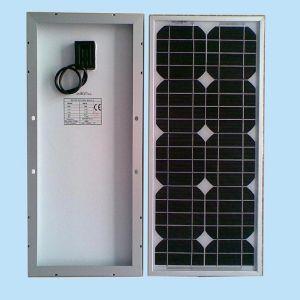 Solar PV Module (5W-15W-20W-25W-50W-75W-100W) pictures & photos