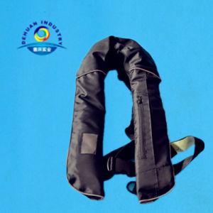 150n Automatic Type Inflatable Life Jacket (DH-048) pictures & photos
