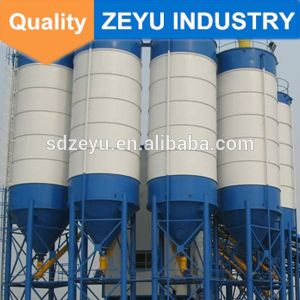 ISO Certified with High Quality 100ton Cement Silo for Sale pictures & photos