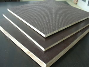 High Grade WBP Film-Faced Shuttering Plywood for Building Materials From Linyi pictures & photos