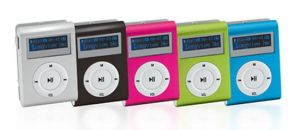 Digital MP3 Player (DMP-201B)