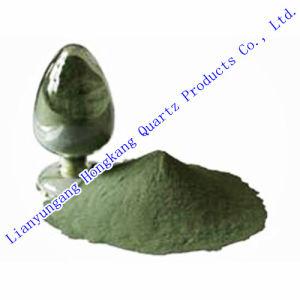 Green Silicon Carbide Powder/ Grits|Green Silicon Carbide for Sandblasting pictures & photos