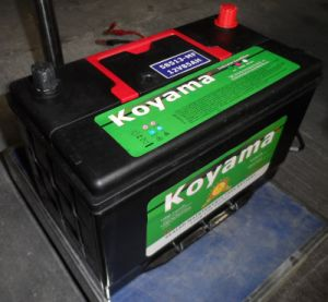 Automotive/Car/Truck/Boat Car Battery pictures & photos