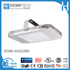 UL Approved 120W LED Low Bay Light with Motion Sensor pictures & photos
