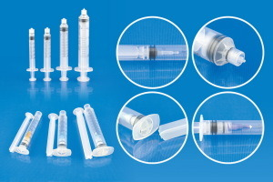 Medical Instrument of Disposable Syringe for Injection Pump (luer lock) pictures & photos