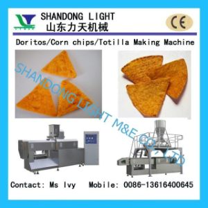 Corn Chips Making Machine (LT65, LT70) pictures & photos