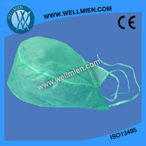 Disposable Surgical Doctor Nonwoven Caps pictures & photos