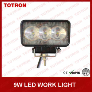 Cheap! Totron 9W Auto LED Work Light (T1009)
