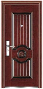 Steel Security Door (FX-B0249) pictures & photos